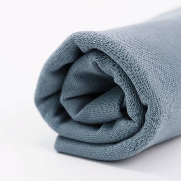 Bilde av Økologisk ribb, china blue