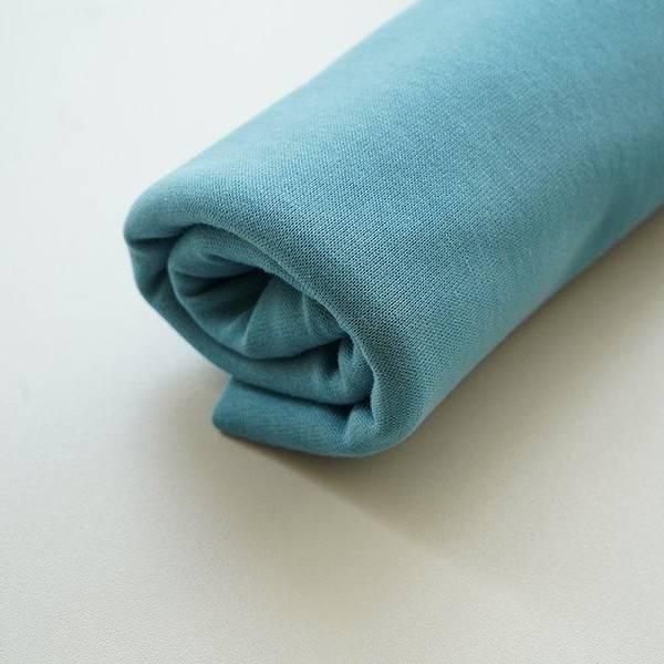 Bilde av Økologisk ribb, beach house blue
