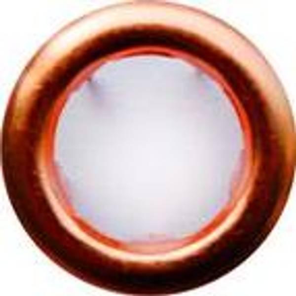 Bilde av Metalltrykknapper kobber