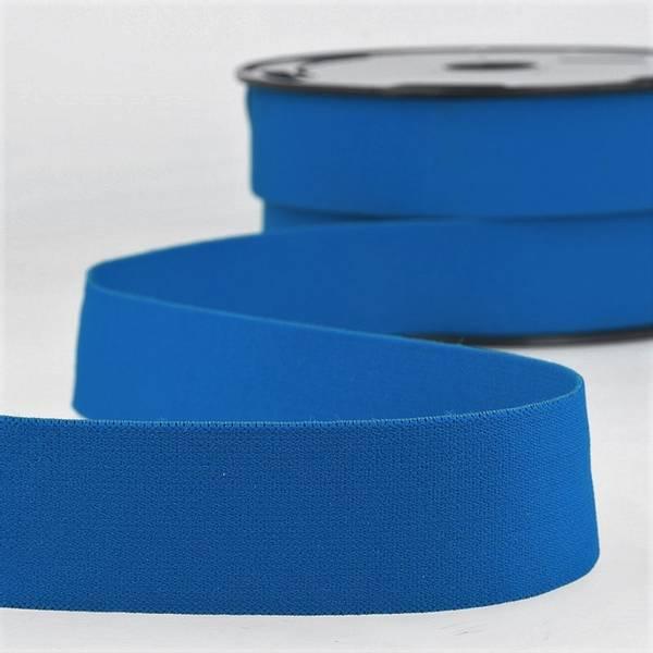 Bilde av Boxerstrikk 3cm, blå