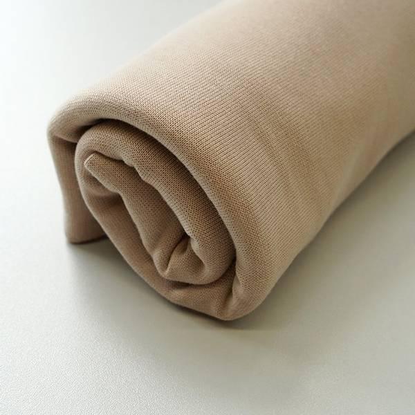 Bilde av Økologisk ribb, beige